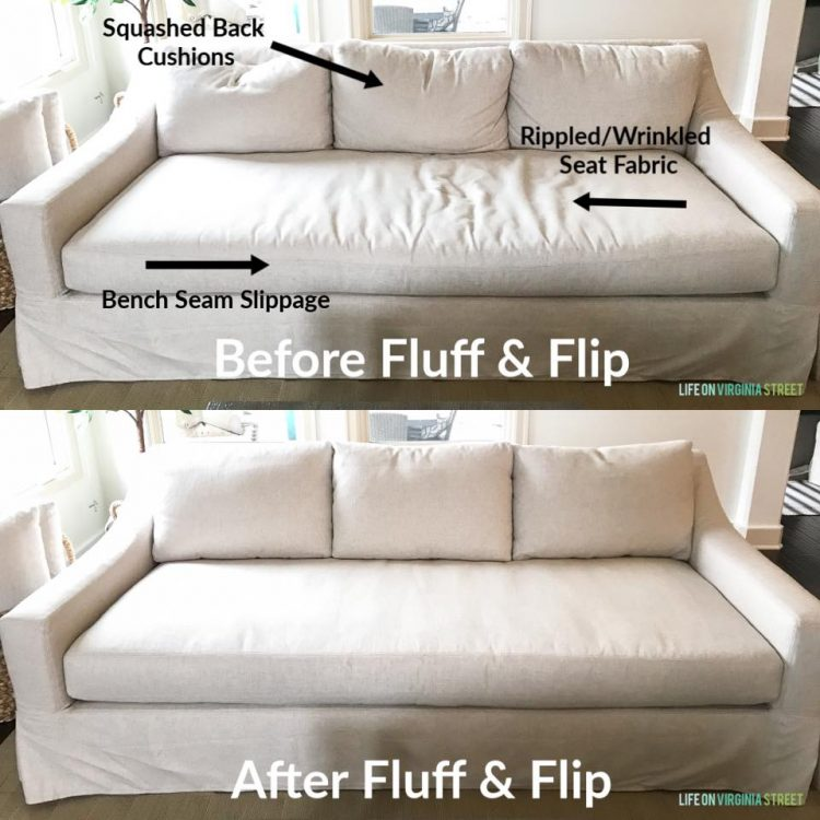 How to Revive Your Sofa Without Spending a Dime