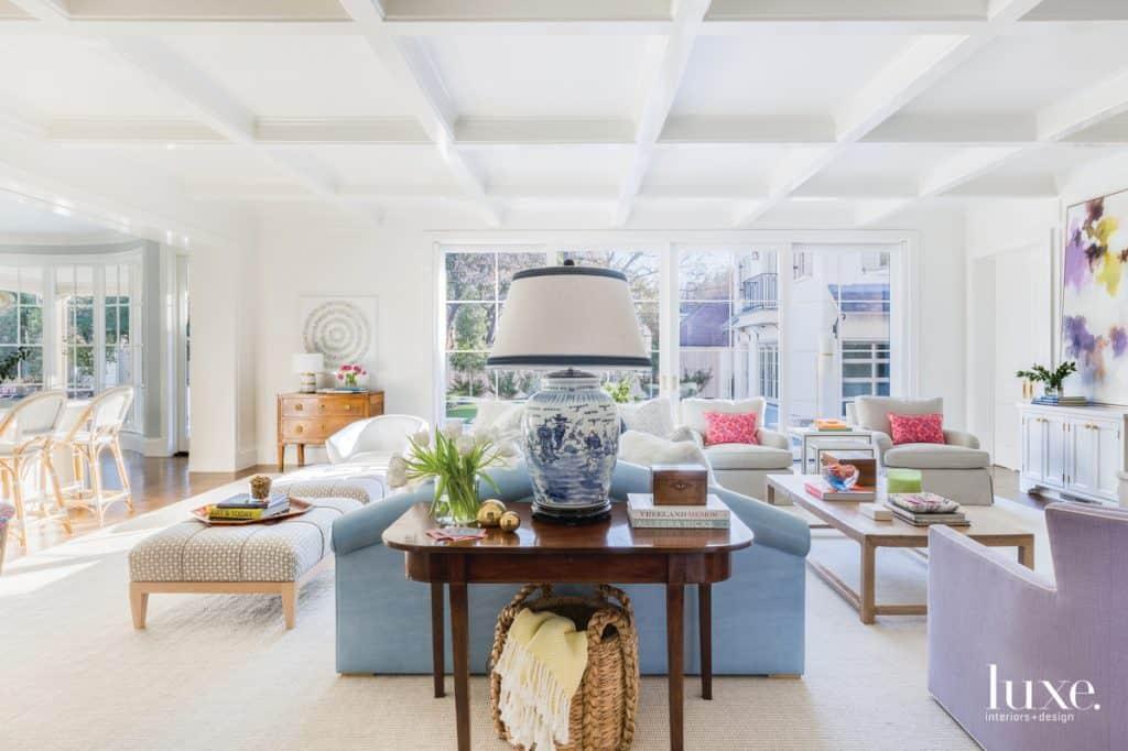 Designer Spotlight: The Art-Inspired World of Collins Interiors