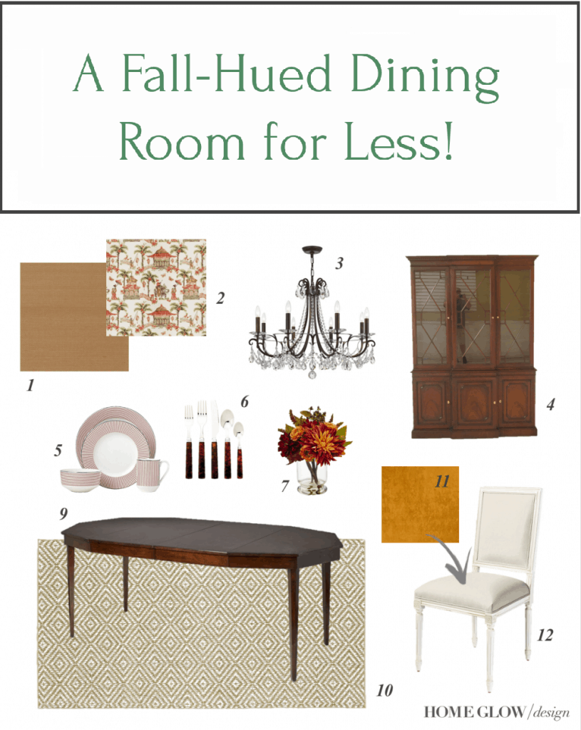 Fall Hues by James Farmer (& Get the Look for Less!)