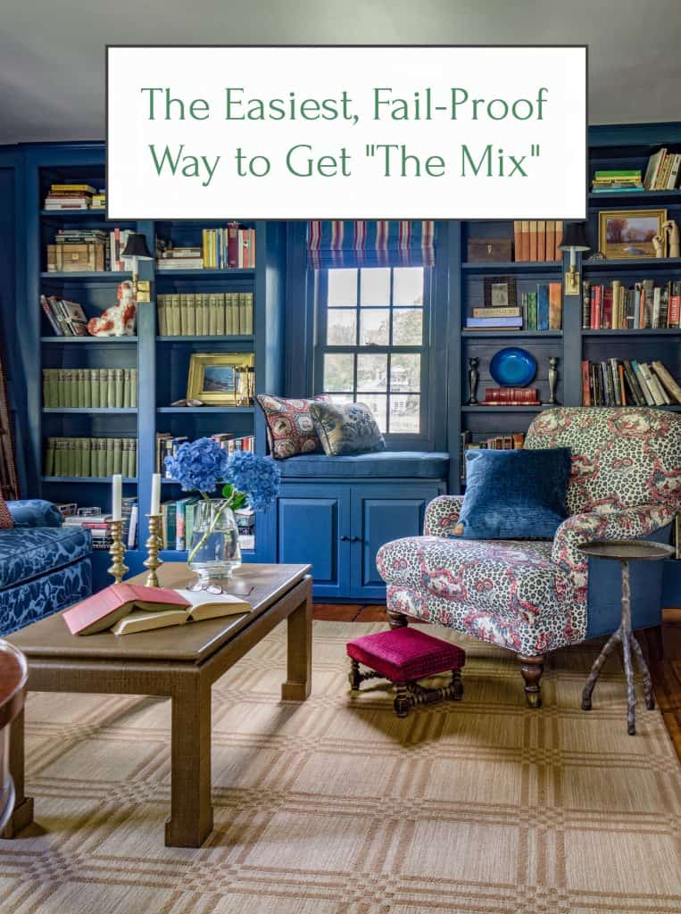 "The Easiest, Fail-Proof Way to Get ""The Mix"""