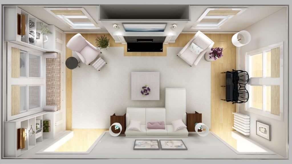 "Interior Design Renderings: Instant ""Vision"" for the Imaginatively Impaired"