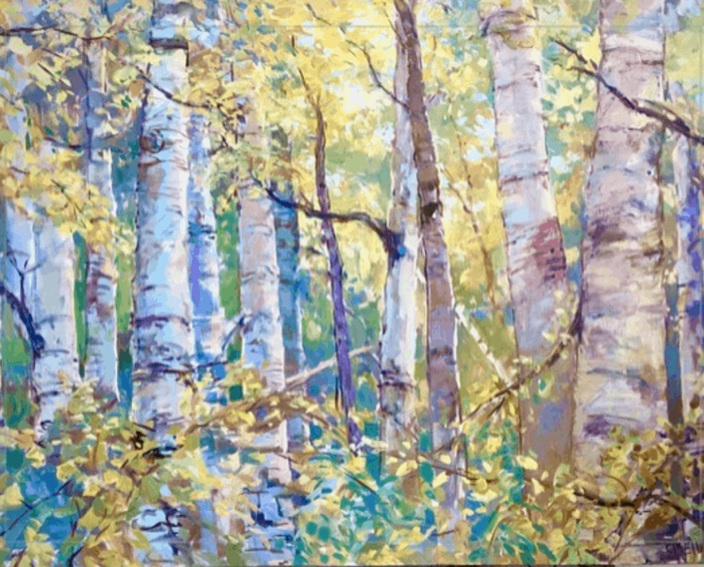 Artist on my Radar: Catherine M. Elliot — Let Nature GLOW!