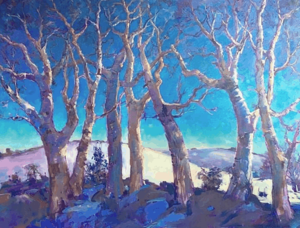 Artist on my Radar: Catherine M. Elliott — Let Nature GLOW!