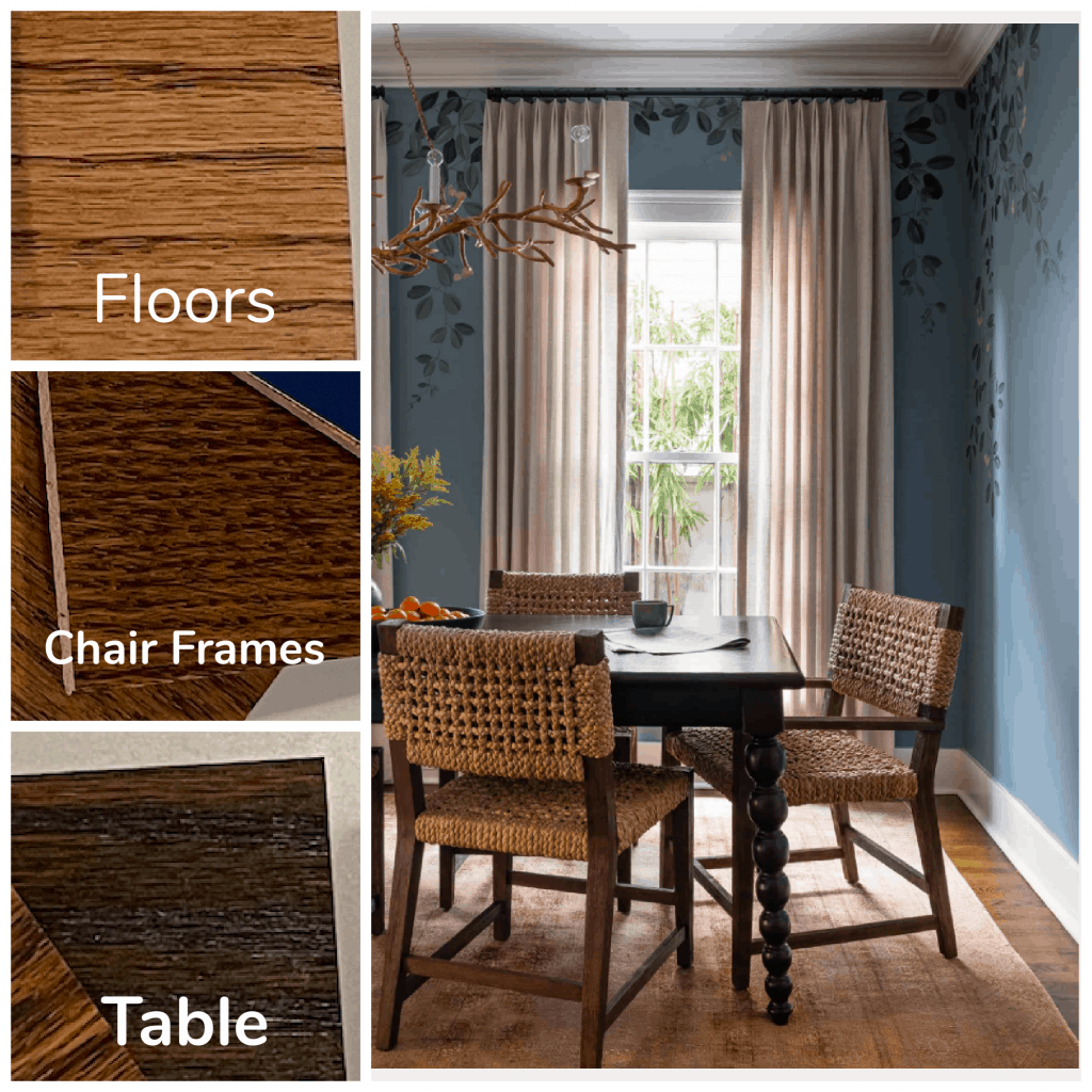 5 Steps to Mix & Match Woods Finishes (And what to do when you've messed up!)