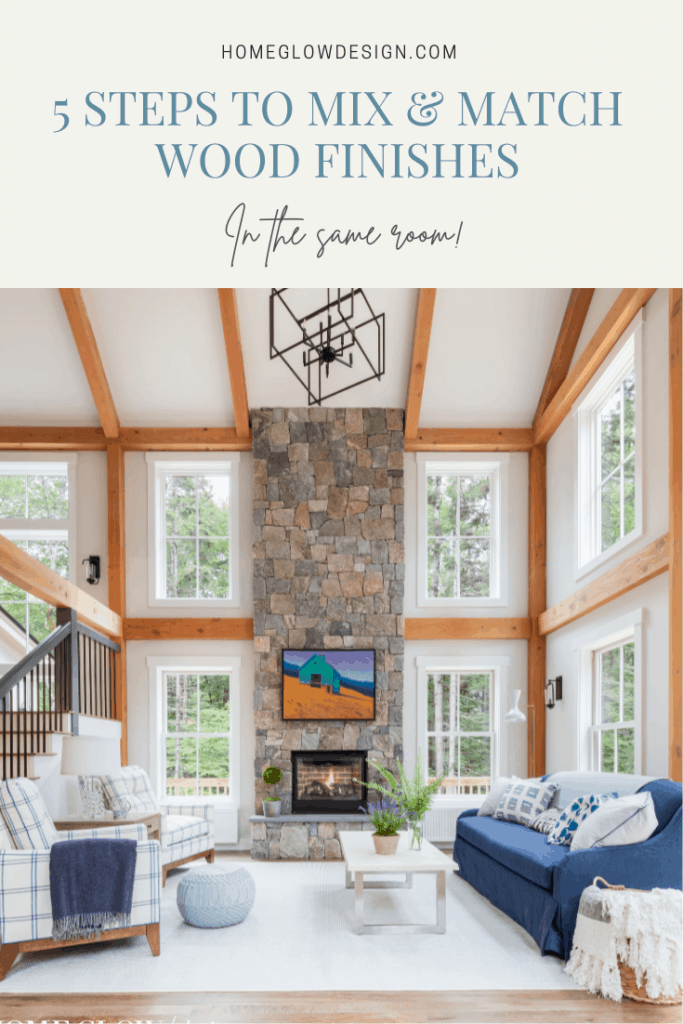 5 Steps to Mix & Match Woods Finishes (And what to do when they clash!)