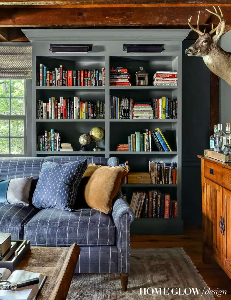 Project HGD Modern Rustic, a Historical NH Farmhouse with a Montana Twist