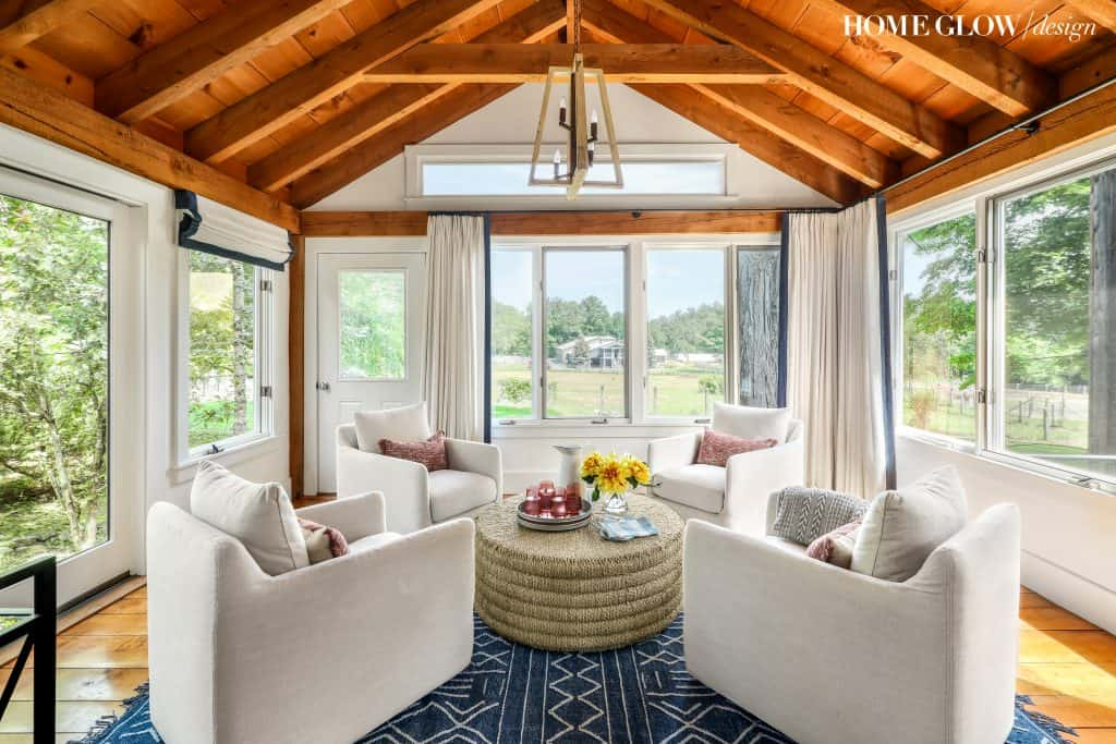 Huge REVEAL! -- Project HGD Modern Rustic, a Historical NH Farmhouse with a Montana Twist