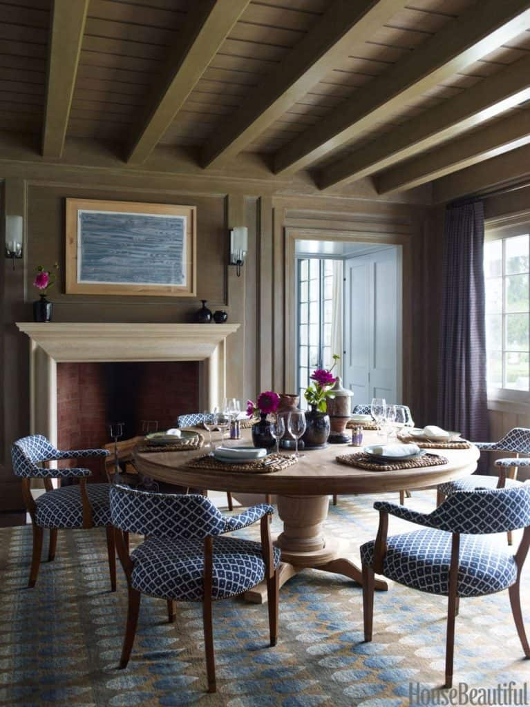 5 Steps to Mix & Match Woods Finishes in a Room